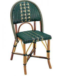 (I) Weave in Dark Green & Gold
